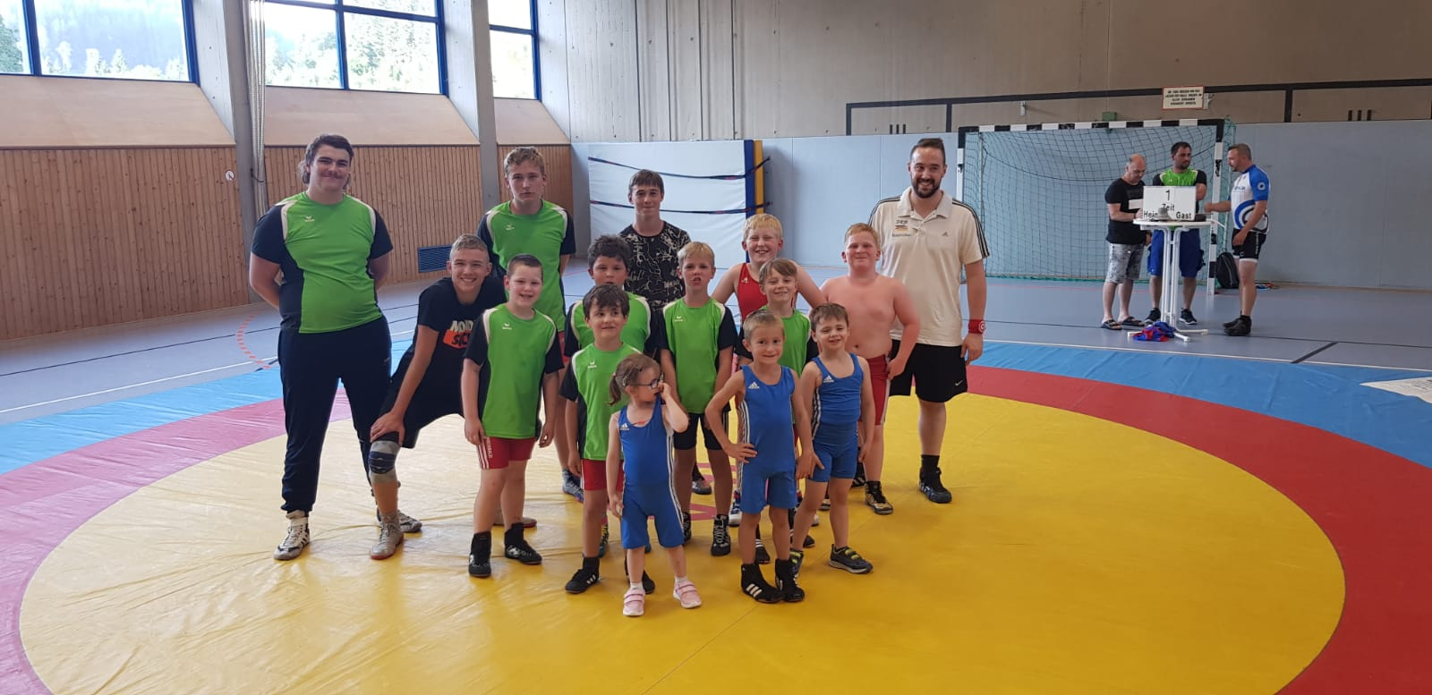 Read more about the article Training unter Wettkampfbedingungen